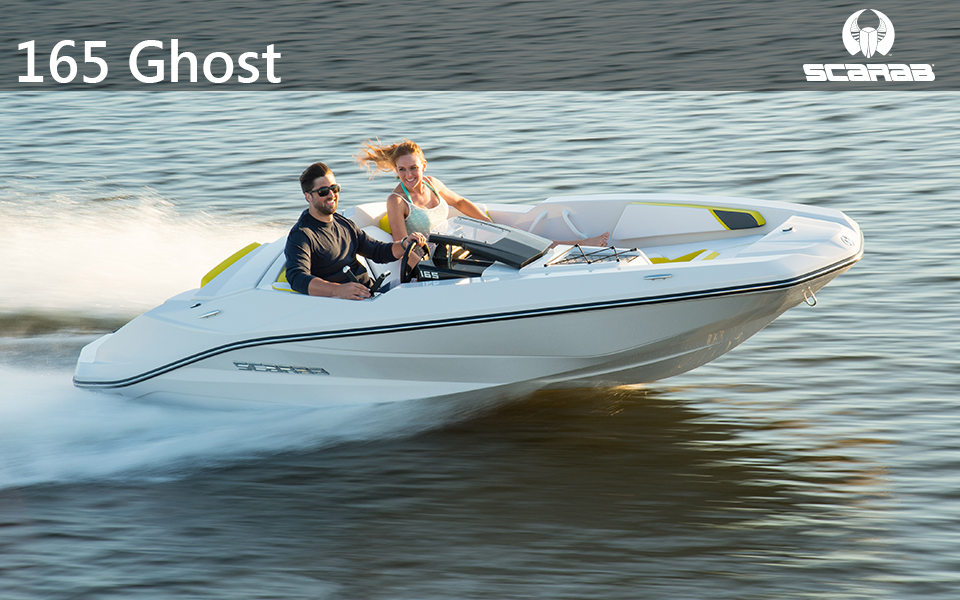 Scarab Ghost 165